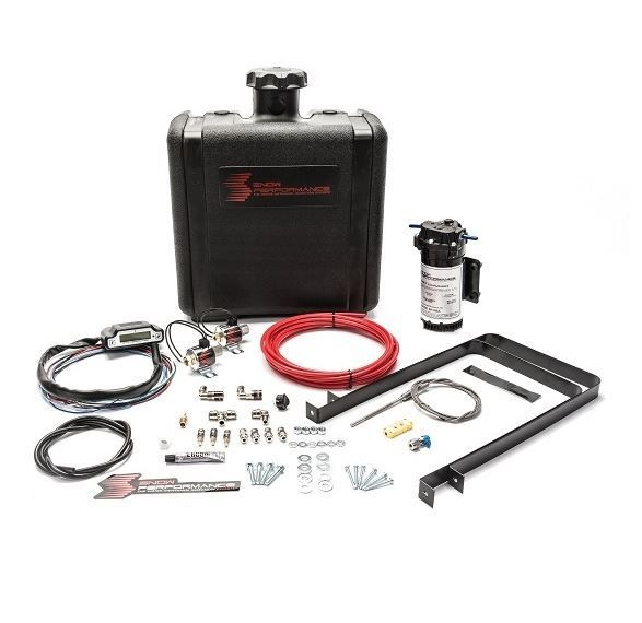 Snow Performance Diesel Stage 3 Boost Cooler Water Methanol Injection Kit For Dodge Ram Cummins 5 9l Duramax Truck Detailing Injections