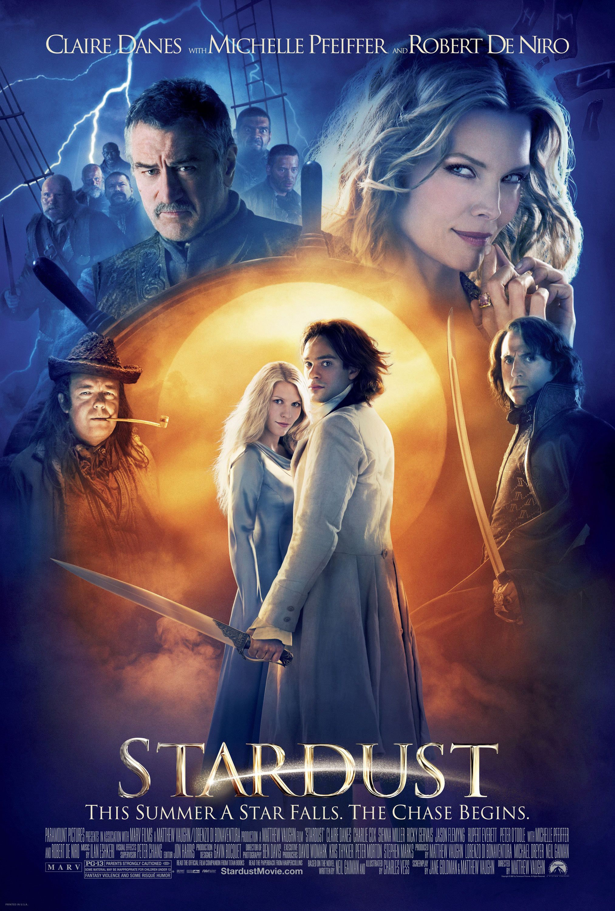 Stardust 2007 I Saw This In Theaters When It First Came Out