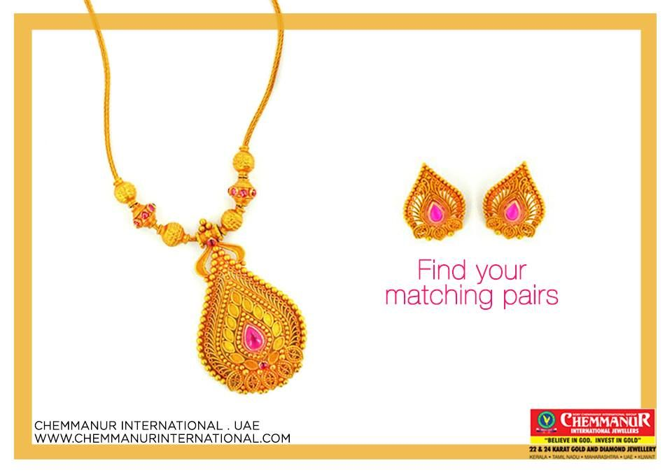 Let Yourself Adore Through With Chemmanur Jewellery And Designs Chemmanurinternational Jewellery