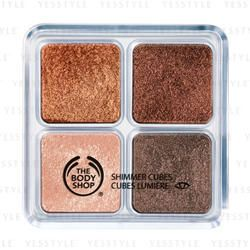 Shimmer Cubes Palette #06 from #YesStyle <3 The Body Shop YesStyle.com