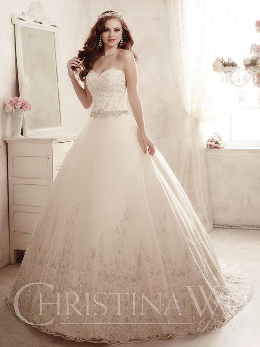 Christina Wu Bridal Unique Lady Bridal and Prom | Oak Park, MI, Prom ...
