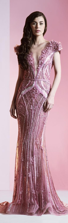 Ziad Nakad Haute Couture S/S 2014 | ∂υѕту яσѕє | Pinterest ...