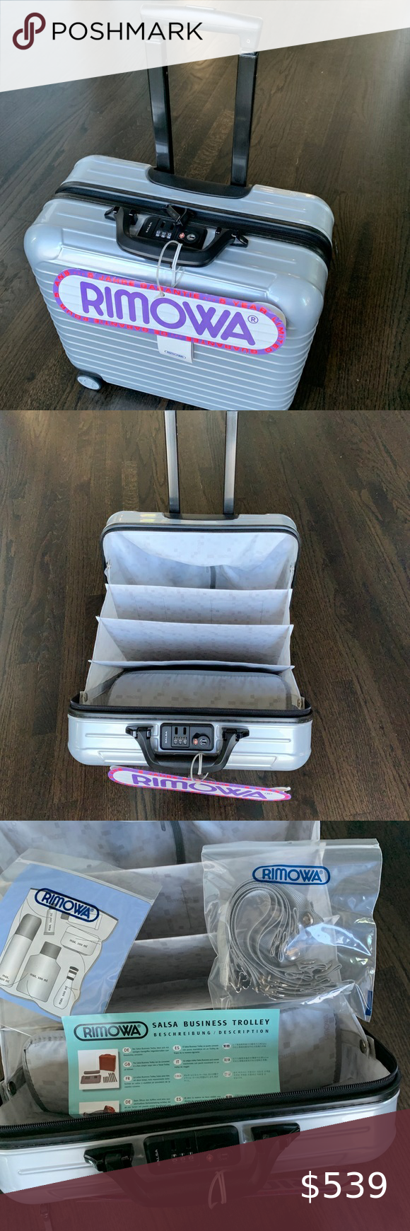 Travel Suitcase 4 Biz   Rimowa, Rimowa salsa, Travel