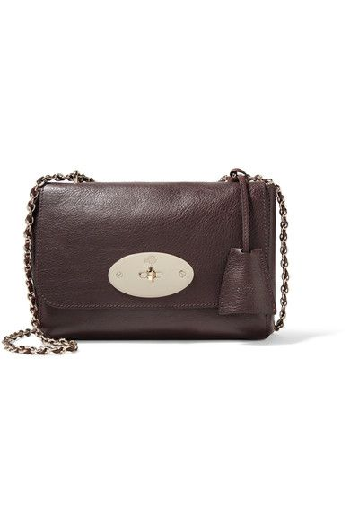 a6879ad580 Mulberry  Lily Burgundy textured-leather (Cow) Postman s lock-fastening  front flap Designer color  Oxblood Comes with dust bag Weighs approximately  1.3lbs  ...