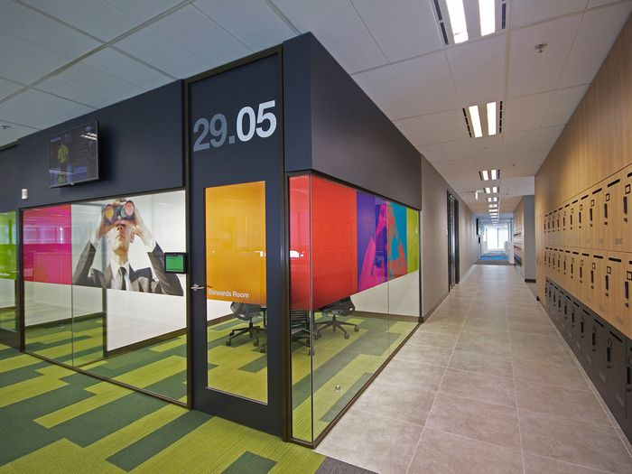 Tabcorp Offices – Sydney