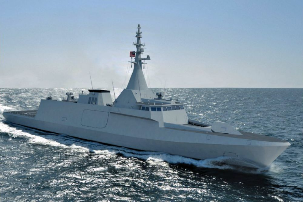 The Sgpv Lcs Platform Is Based On The Gowind 2500 Corvette Designed By French Shipbuilder Dcns Destroyer Ship Littoral Navy Ships