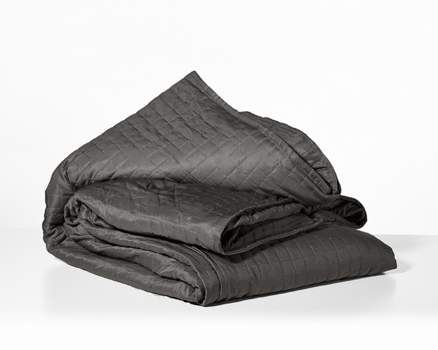 The New Cooling Blanket Gravity Blanket The Weighted Blanket For Sleep And Stress Cooling Blanket Gravity Blanket Blanket