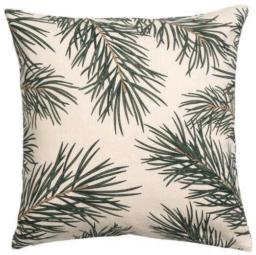 Evergreen Cuscini.Fresh Evergreen Pillow Cover Beautiful Nature Inspired Design