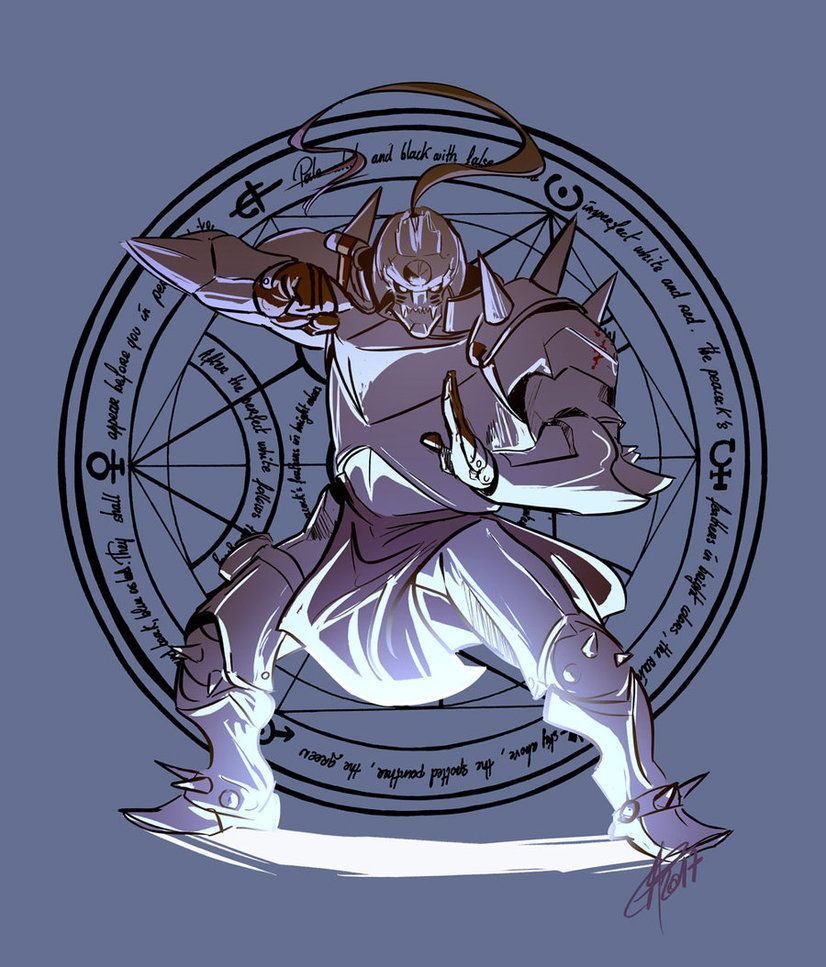 Alphonse Elric by on