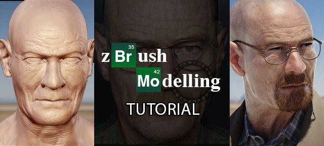 zBrush Modelling Tutorial von R. Minervino