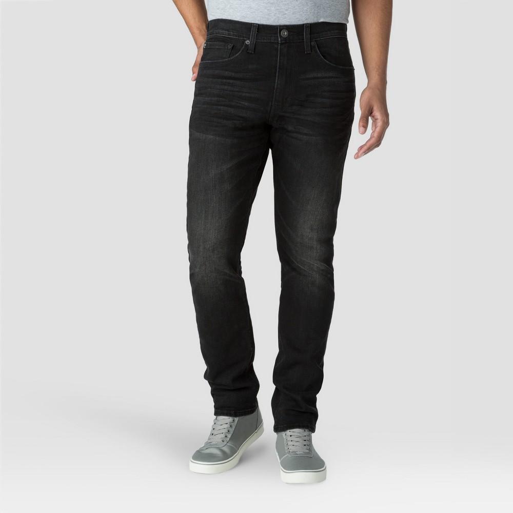 1856ef19f13 Denizen from Levi's Men's 208 Regular Tapered Fit Jeans - Pike 34x30, Black