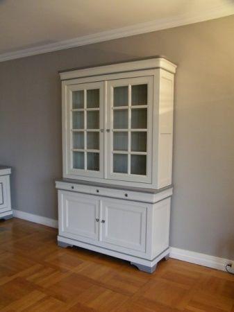 Relooking de meubles en merisier style louis philippe - Repeindre meuble louis philippe ...