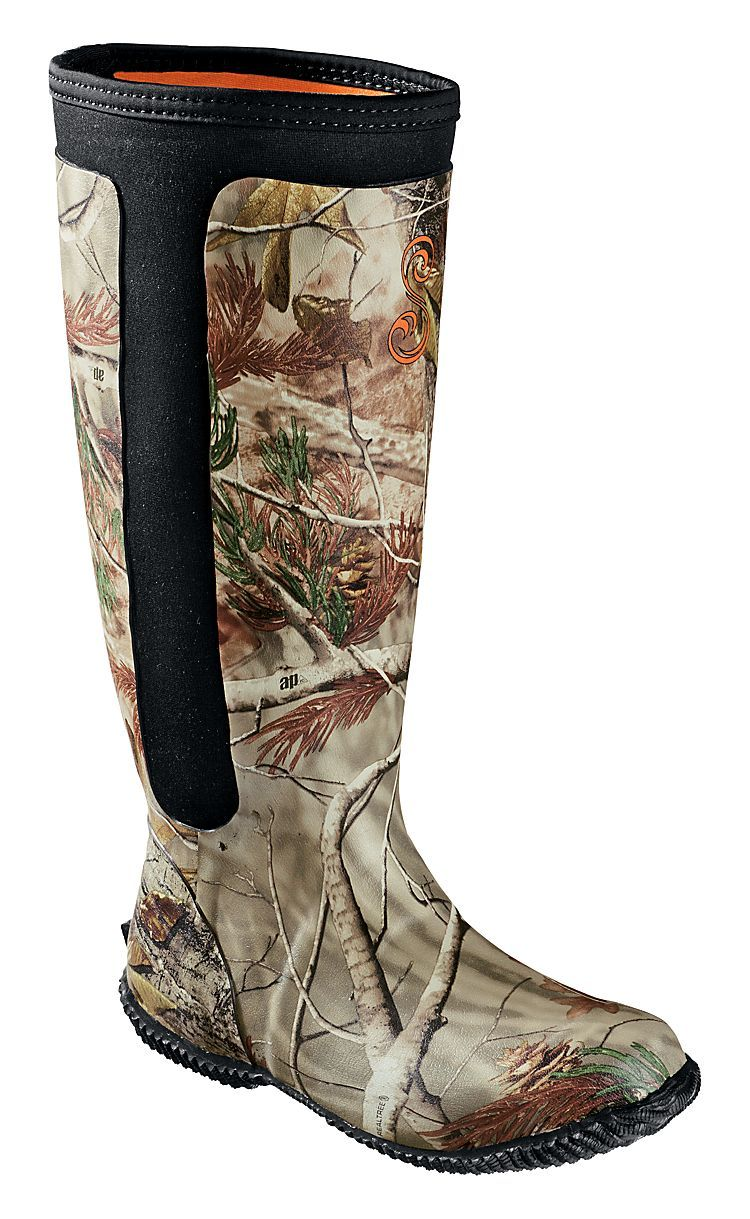 Waterproof Rubber Hunting Boots