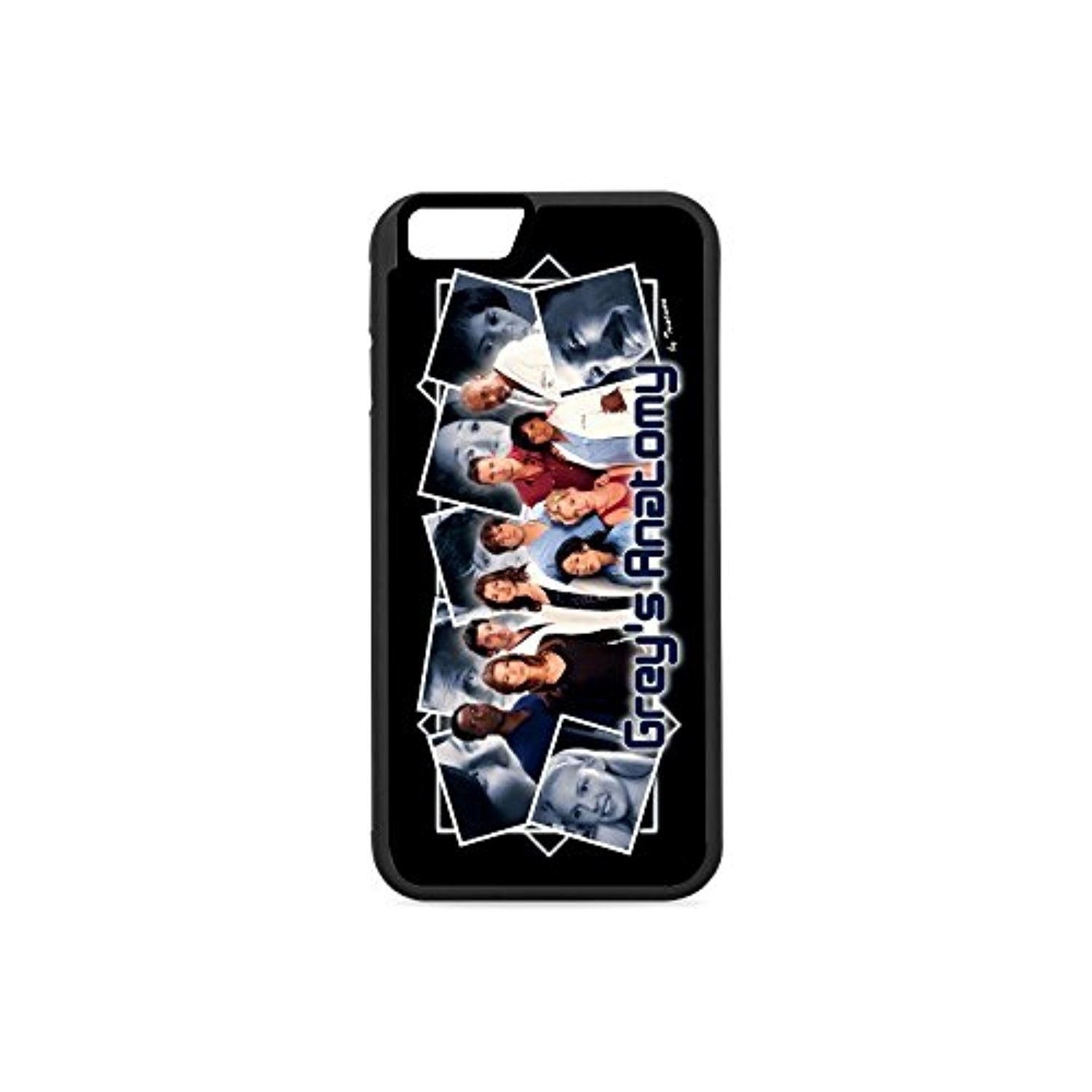 DreamOffice Custom Case for iPhone 6 and iPhone 6s,Grey's Anatomy iPhone 6/6s Hard Rubber Sides Slim Case,Light weight,Daurable-148 -- Awesome products selected by Anna Churchill