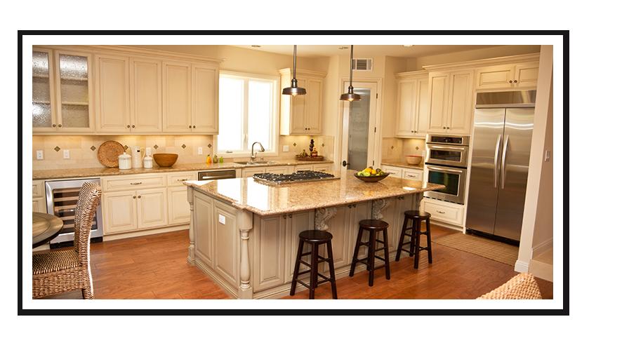 Bon Custom Kitchen Renovation, Richmond Va, DW Taylor Construction