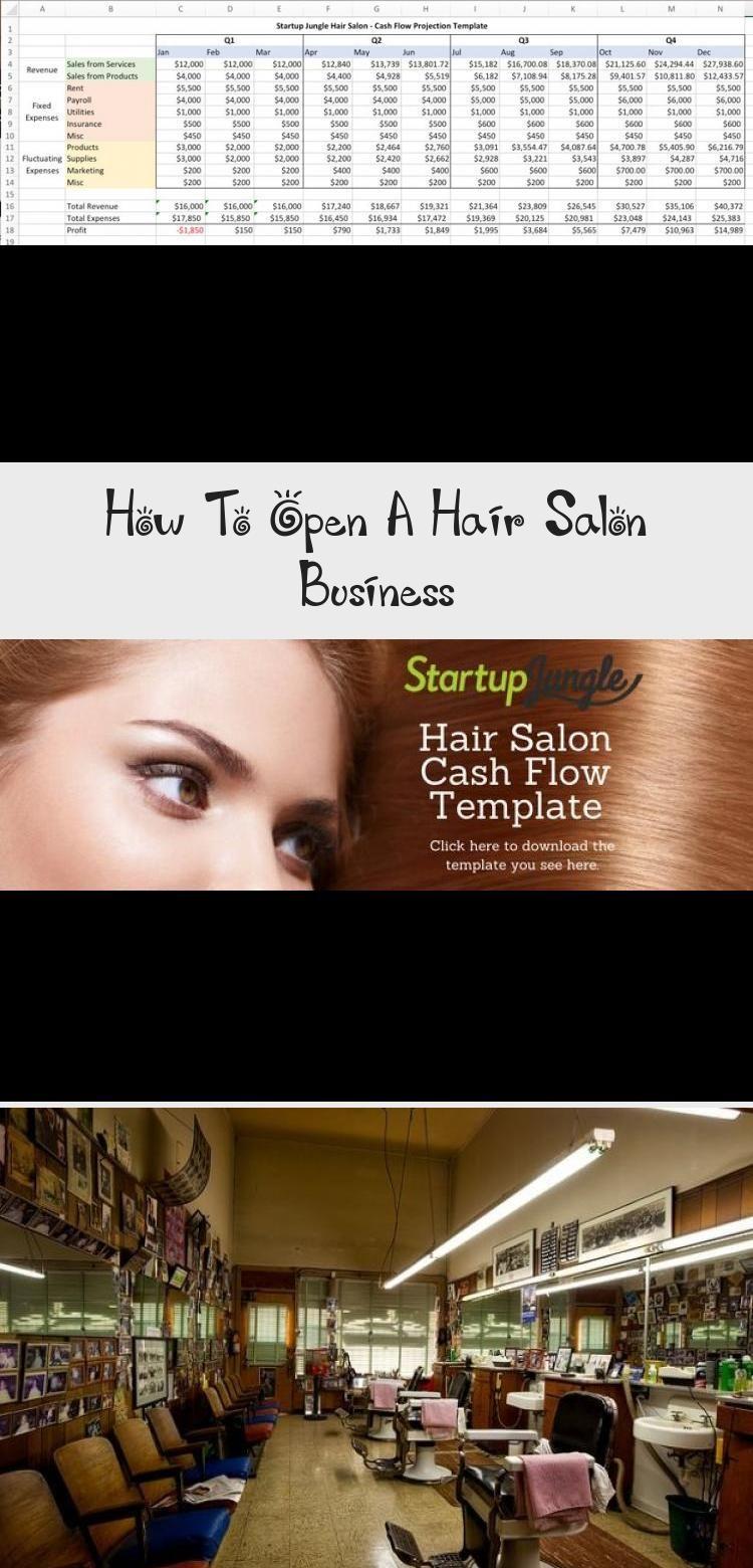 How To Open A Hair Salon Business Hair salon business