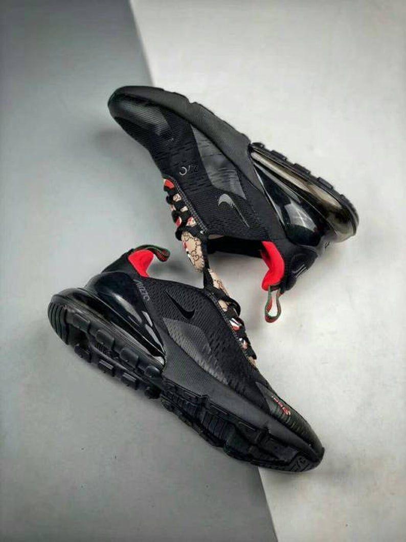 Gucci GG x Nike Air Max 270 Black