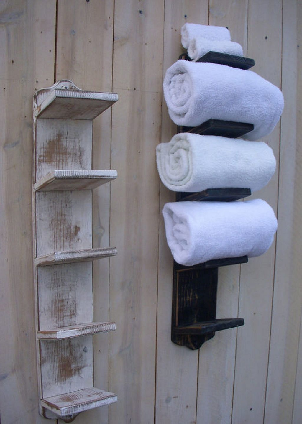 Awesome 40 Towel Storage For Small Bathroom Ideas Https Kidmagz Com 40 Towel Storage For Small Bathroom Idea Bathroom Towel Storage Rustic Towels Diy Towels