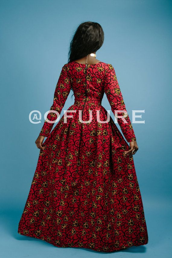 the TEMI dress by ofuure on Etsy