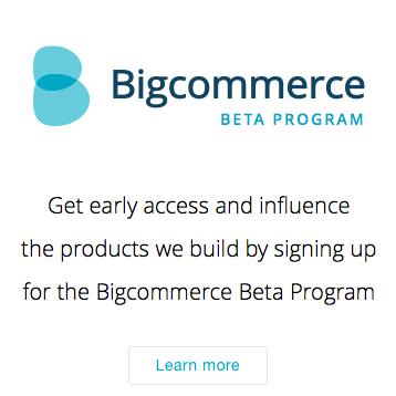 Login - Bigcommerce Accounts