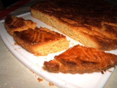 La cocina de Myri: Bizcocho de Bretaña (gâteau breton)