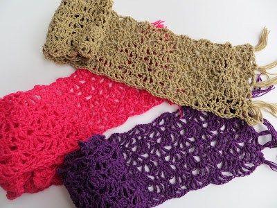Alana Scarf Free Crochet Pattern 10 Free Crochet Scarf Patterns