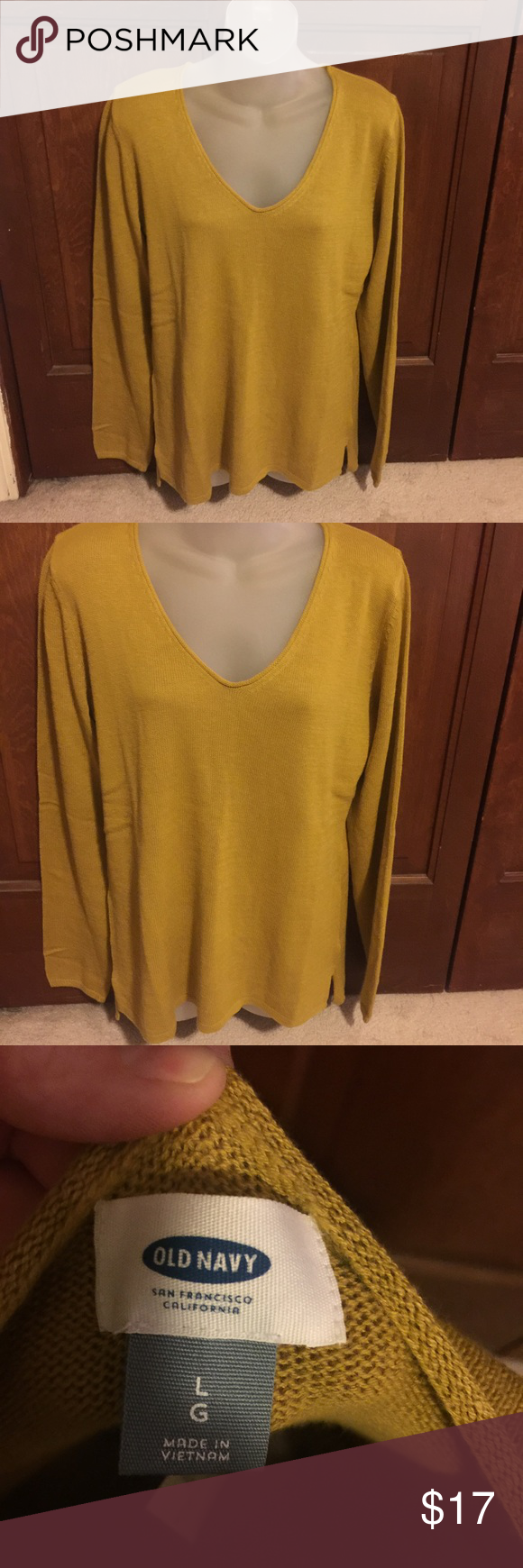 🍁🍁Old Navy NWT Fall sweater🍁🍁 NWT Old Navy sweater. Size Large ...