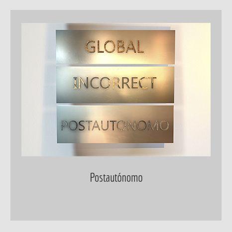 POSTAUTÓNOMO.  YENY CASANUEVA Y ALEJANDRO GONZÁLEZ. PROYECTO PROCESUAL ART.