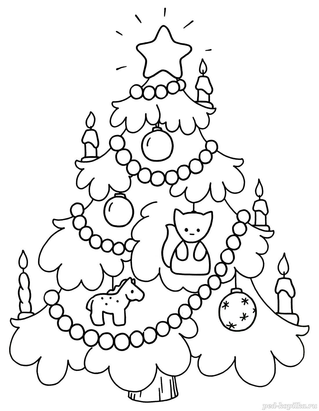 Картинки новогодние черно-белые распечатать, открытки годом обезьяны