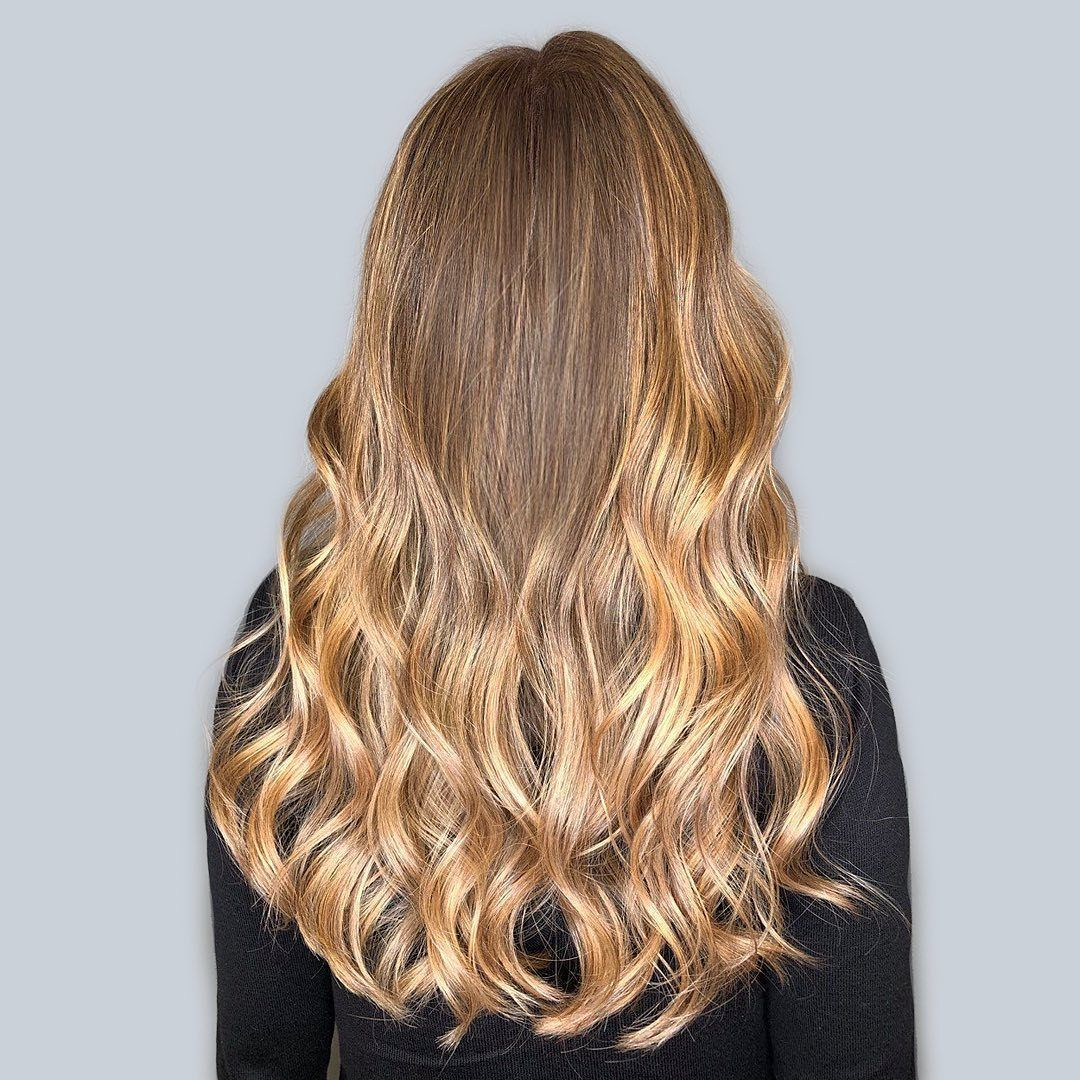 50 Caramel Highlights Ideas For Light And Dark Brown Hair