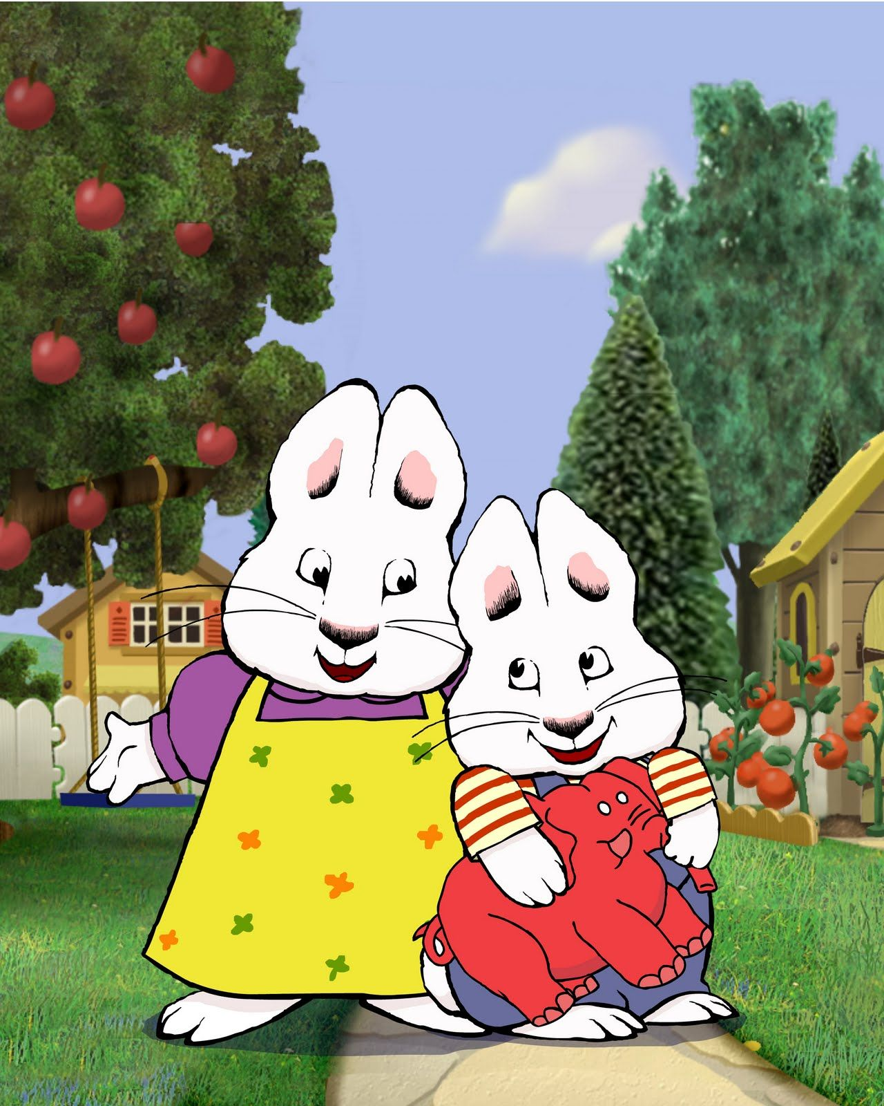 Max And Ruby | Onica the great | Pinterest | Ilustraciones y Cosas