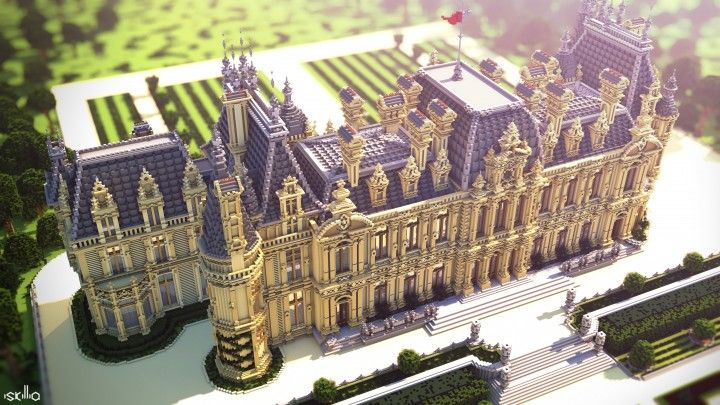The Waddesdon Manor