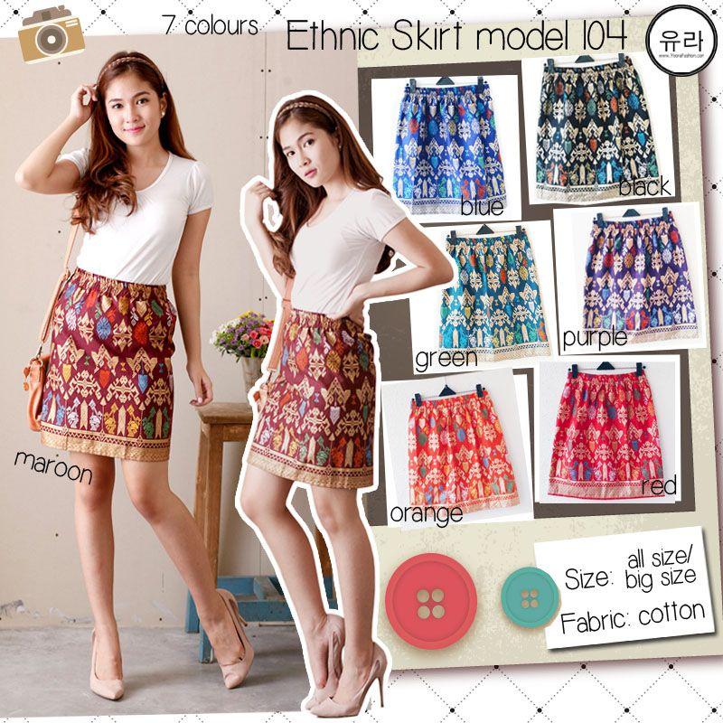 Balinese Ethnic Skirt (Big Size) - http://www.afwindo.com/shoppusat-grosir-celana-rok-murah/balinese-ethnic-skirt-big-size/