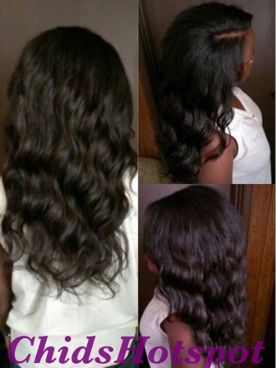 Brazilian Body Wave Versatile Hairstyles