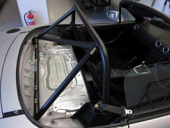 A Mazda Mx 5 Nb Hard Top 4pt Bolt In Mazda Mx5 Mazda Mx5 Nb