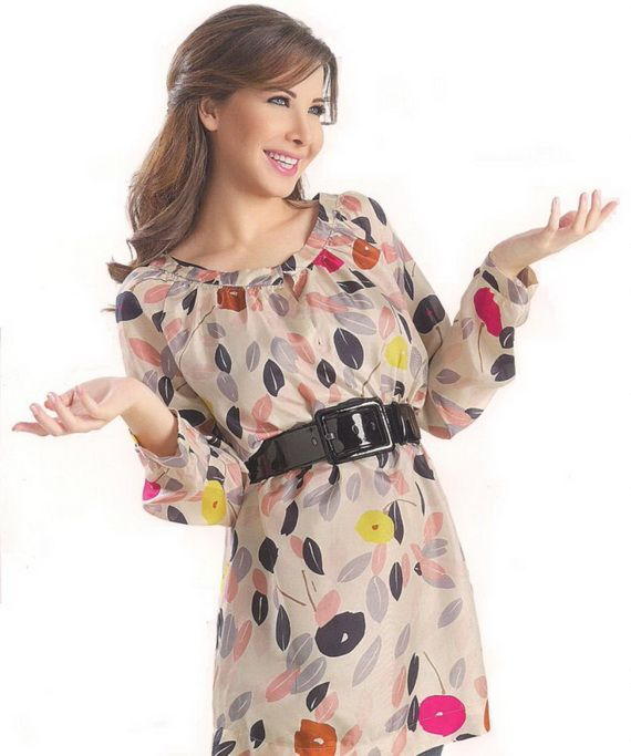 Nancy Ajram Hairstyles