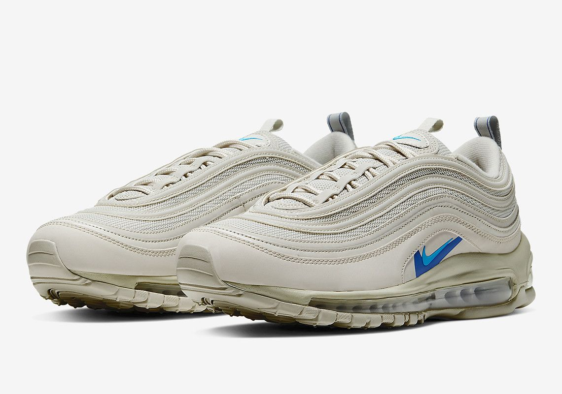 Nike Readies A Double Swooshed Air Max 97 For Seasonal Just Do It Pack Nike Air Max Nike Air Max 97 Air Max