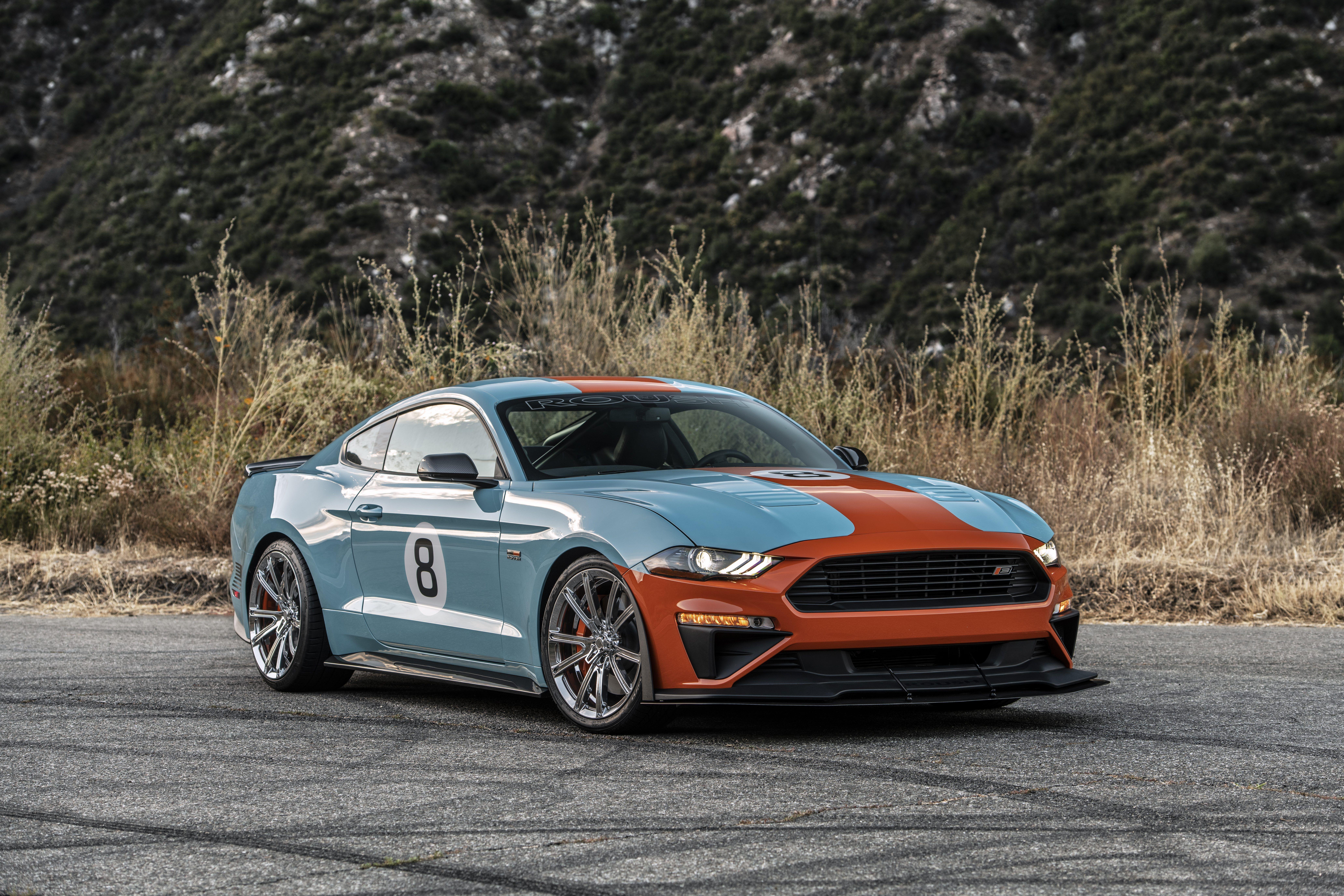 2019 Roush Stage 3 Roush Mustang Mustang Ford Mustang Roush