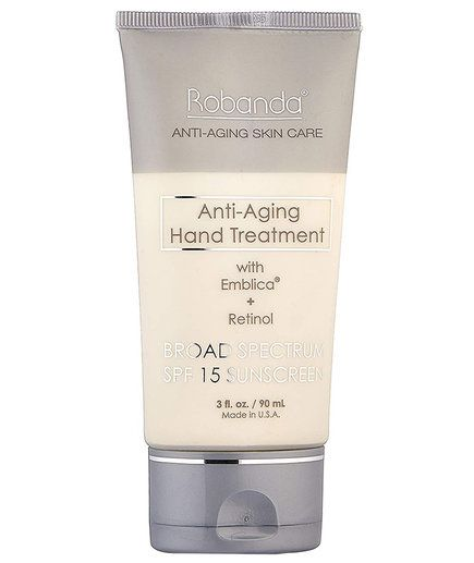 best anti aging hand treatment