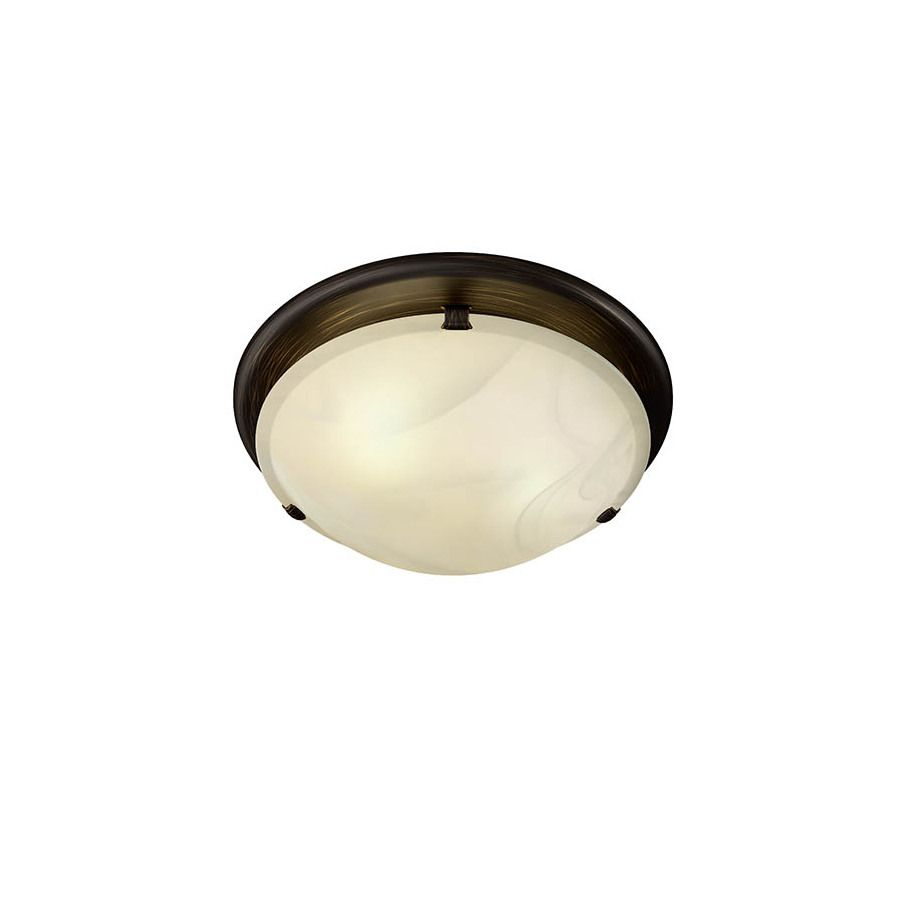 Broan 2 5 Sone 80 Cfm Oil Rubbed Bronze Bathroom Fan With Light At Lowes 103