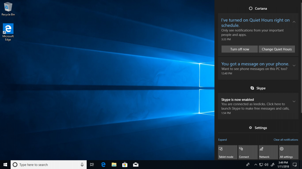 Use the Xbox app to record your screen in Windows 10