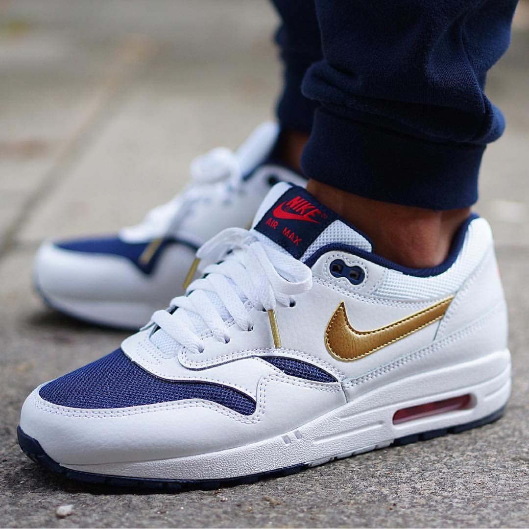Nike Air Max 1 Essential 'Olympic'