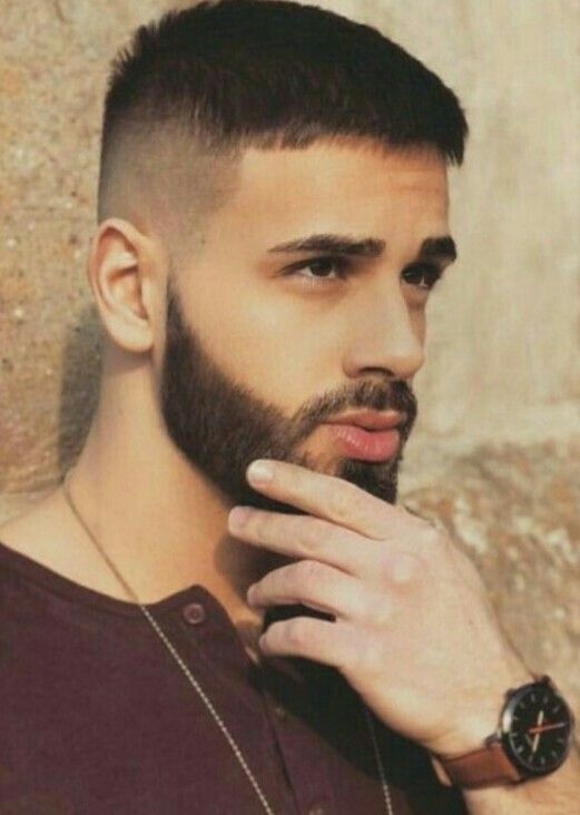 Differentmenshairstyles Short Hair With Beard Mens Haircuts Fade Military Haircuts Men