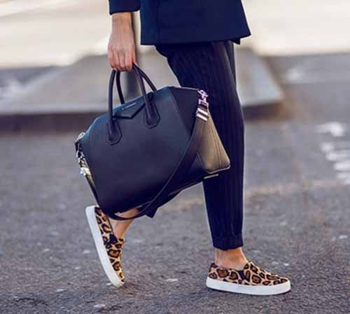 How to rock the slip on shoes in winter – Just Trendy Girls