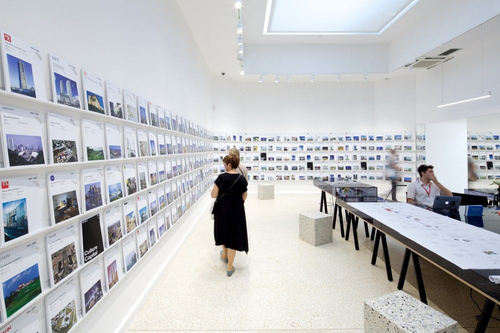 First+Look+Inside+OFFICEUS,+the+US+Pavilion+at+the+2014+Venice+Biennale