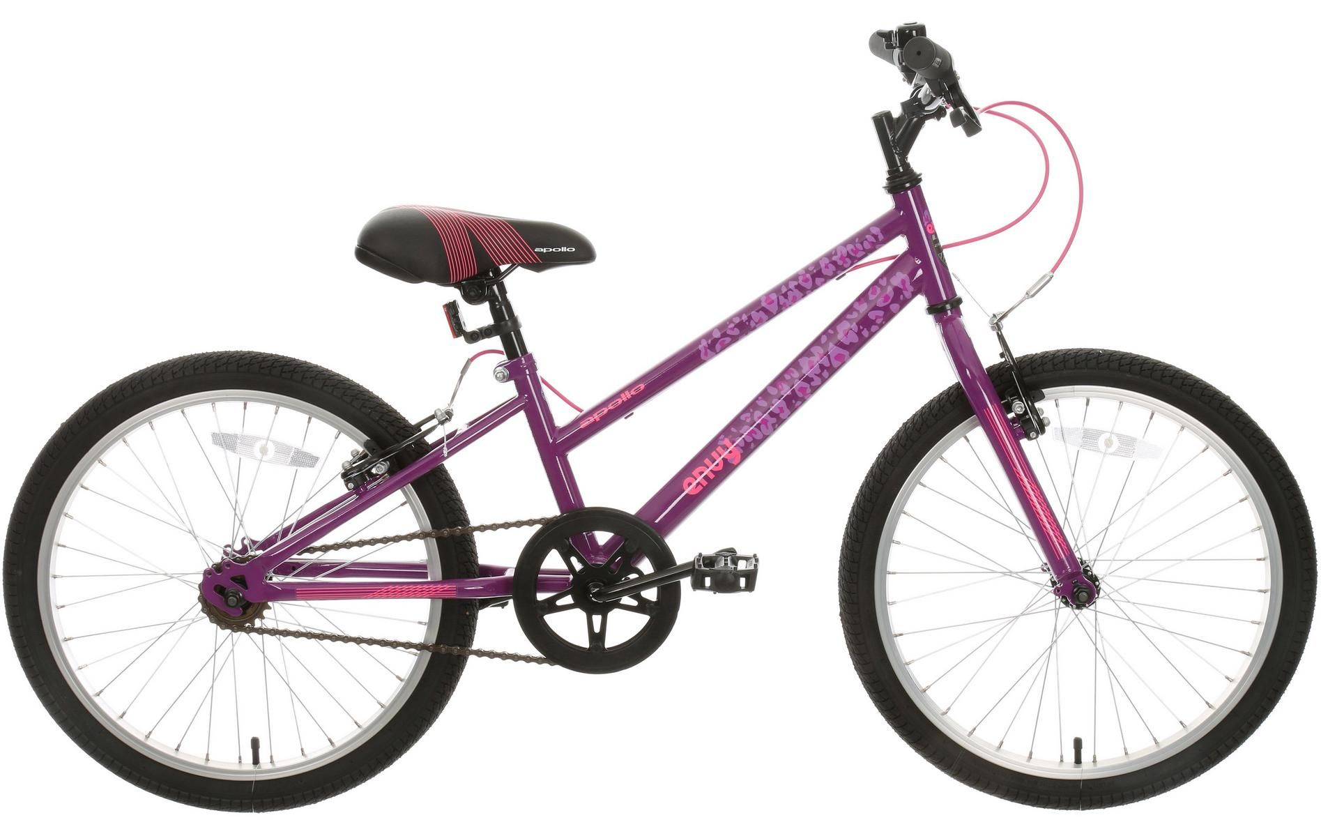 Apollo Envy Kids Hybrid Bike 20 Wheel In 2020 Boy Bike Kids