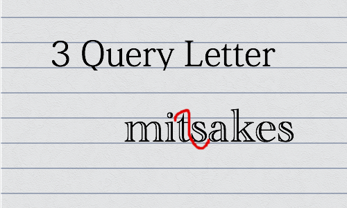 Big Query Letter Mistakes Screenwriters Make  Screenwriter And