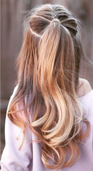 Cute Easy Hairstyles For School Pinfashionhaircuts On Easy Hairstyles  Pinterest  Easy Hairstyles