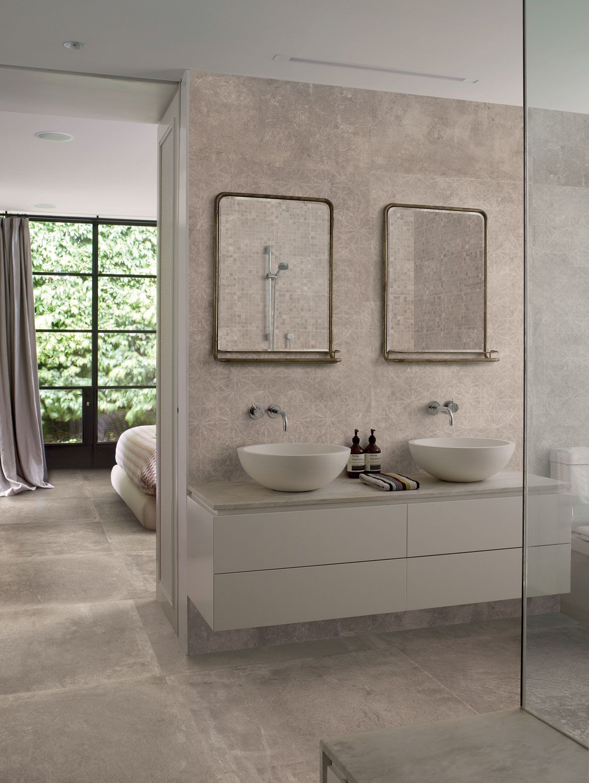 Signorino tile gallery dust range mud concrete look tiles dust italian floor and wall tile bv tile and stone dailygadgetfo Image collections