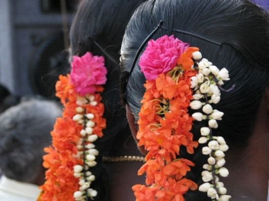 Posts About Travel On Jasmine Hair Flowers In Hair Hair Garland